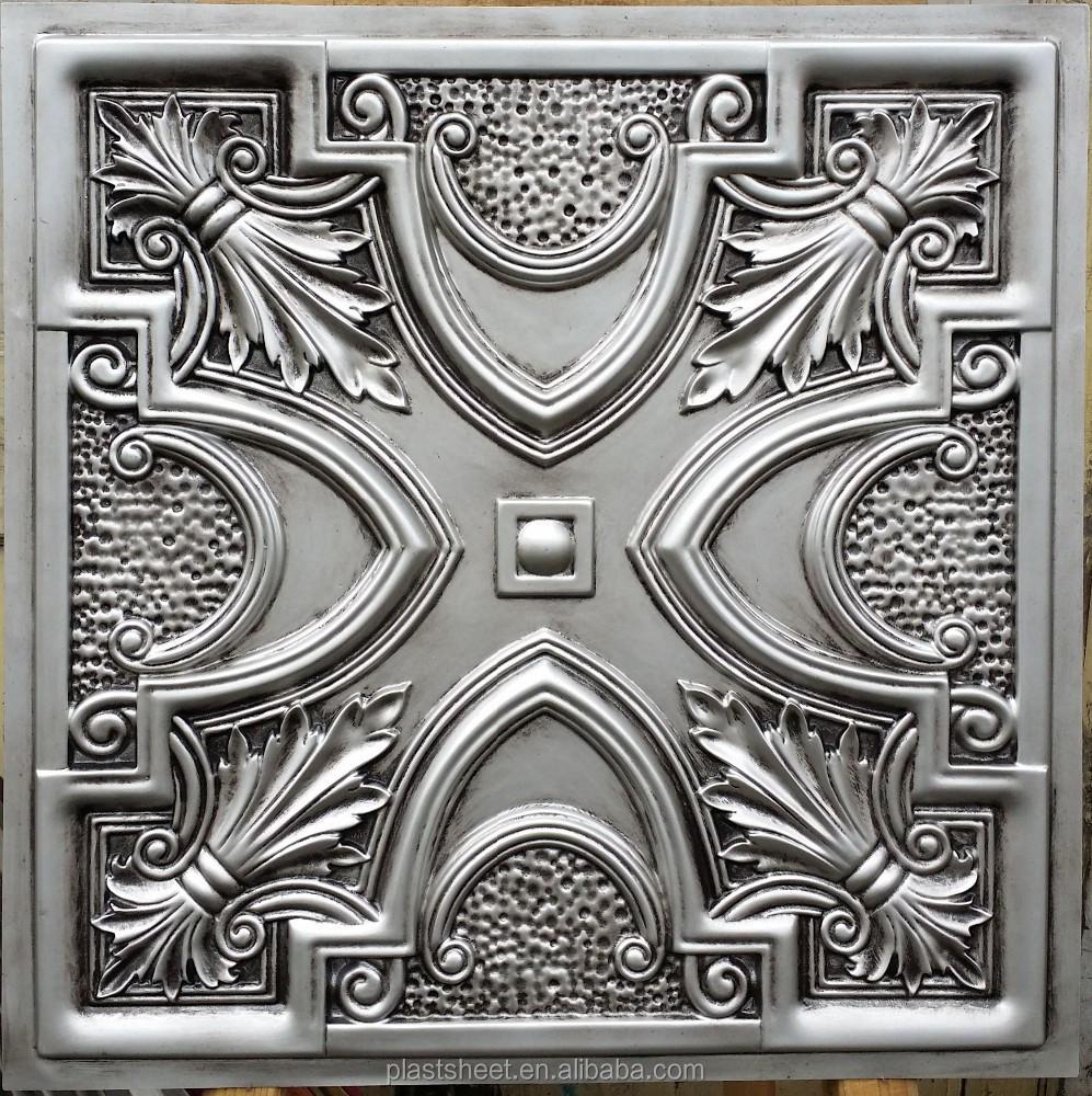 Plastic Tin Ceiling Tiles