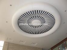 3d diseño de revestimiento de la construcción de la decoración 3mm panel de aluminio