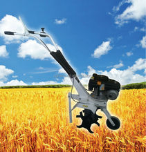 Tennma outils et utilisations kubota jardin tiller mini tracteur agricole mini jardin cultivateur