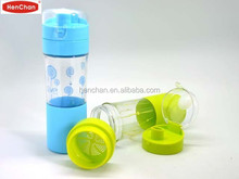 450ml plastic fancy water bottle