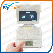 C812 2.4ghz wireless 5 inch portable dvr monitor (90 degree view angle, 5 inch screen,motion detect,loop record)