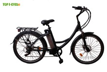 TOP E-cycle directly supply green power electric motor bike wholesale with en15194