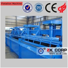Energy saving copper ore flotation machine with good price