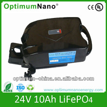 Low Speed Vehicles LiFePo4 battery 24V 10AH
