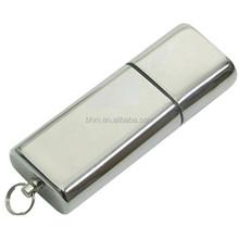 Genuine Metal waterproof Pendrives Packaging 8GB 16GB 32GB 64GB USB 2.0 Flash Pen Drive Memory Stick