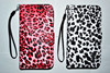 Leopard PU Cheap Phone Case for iPhone 6 , Wallet Leather Case for iPhone 6 ,Cheap Mobile Phone Cases