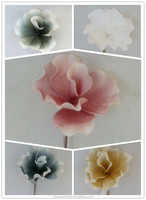 Cheap wholesales EVA artificial flower, real touch flower