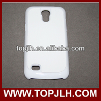 Sublimation Mobile Shell for Samsung Galaxy S4 mini with metal insert