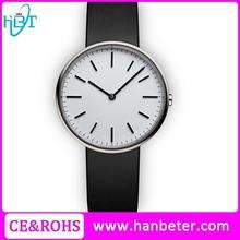 5ATM waterproof mechanical watch simple design custom minimalist watch