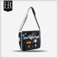 HR-13148 Wholesale professional hot selling clear pvc messenger bag