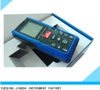 Hand Held IP54 Laser Distance Measurer 0.05 to 80 Meter Range china supplier