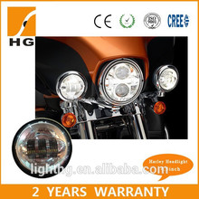 4.5'' led headlight 18w led fog moto CE approved 4.5inch led fog light