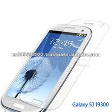 High Clear screen protectors for Samsung Galaxy S3 19300