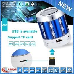 Wholesale Top Selling LED Bluetooth Mini Speaker , Portable bluetooth Speaker, Music Mini Bluetooh Speaker