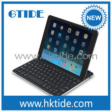 Ultra Slim Aluminum Bluetooth Keyboard Metal Case With Stander For Apple Ipad Air