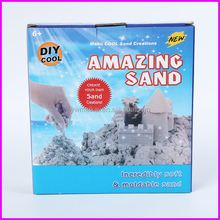 Kids educational diy toys magic smart sand