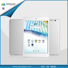 7.85inch The Newest Unique Quad-Core Mini Tablet PC IPS Panel 1024*768 ATM7029 Android 4.1.3 Dual Camera 4000mah Battery Pad