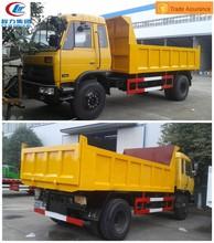 Dongfeng Euro3 190hp RHD 15 ton tipper truck