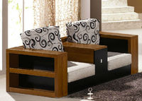 2015 latest pictures of wooden sofa designs