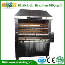 Safely using home helper shawarma grill machine for sale
