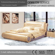 King size Luxury import bedroom furniture china, furniture bedroom space saving