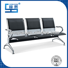 Cheap metal pu lounge chair with good quality SR063