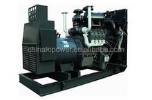 60hz 250kw 315 kva Open Type Diesel Generators Powered by Deutz