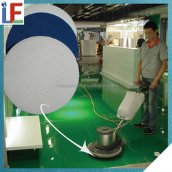 Appliance facility Cleaning diamond wind cool cooler pad Scribbing Pads