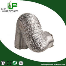 """Hydroponics ventilation system double layer 4""""/6""""/8""""/10""""/12"""" aluminium foil for air duct"""
