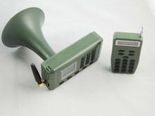 reproductor de canto de los pájaros CP380 caza del pájaro mp3 ;Señuelo de caza de aves