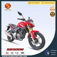 American 300CC Bike Street Legal Bike Cruiser SENDA Motorcycle SD300II