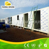 Wholesale Special design prefabricated container house with bathroom