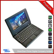 7 inch android netbook