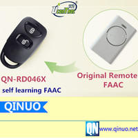 868Mhz Remote Control Duplicator QN-RD046X Copy FAAC Face to Face Rolling Code