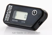 Digital Waterproof Wireless Vibration Hour Meter Used For KTM Motorcycle ATV Trailer Machine Motor