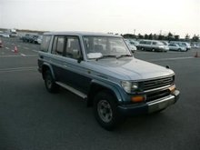 Toyota Land Cruiser Prado 1994 ID{695} JAPANESE USED CARS SECOND HAND VEHICLE