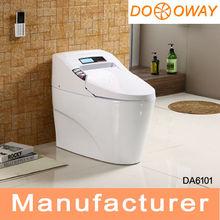 Ceramics Floor mounted smart toilet Intelligent Toilet/DA6101