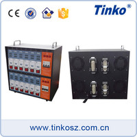 Plastic injection moulding temperature controller, hot runner system parts