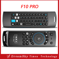 MeLE F10 Pro 2.4GHz Wireless Keyboard Air Mouse Remote Control Earphone MIC Game Accessories for Laptop Android Tablet PC TV Box