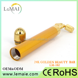 beauty machine Portable 24K Golden Beauty Bar ,17*150mm e light ipl rf beauty equipment