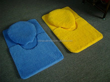 bathroom mat sets wholesale, 2014 NEW Collection, Direct from Factory