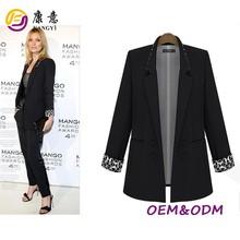 women's Spring new trendy suit jackets thin coat small blazer