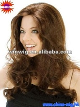 The latest Indian hairstyle for long remy human hair wig NYHWIG-327