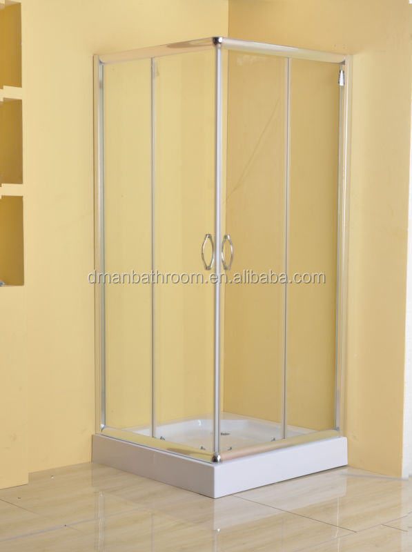 Dman 2015 new design walk in shower with competitive price buy walk