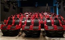 Hot sale hydraulic and electric platform 5d cinema for sale