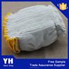 Custom White cotton Polyester work safety gloves