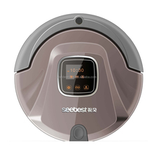 Seebest C565 Newest Design Multifunction Robot Vacuum Cleaner, Self Rechargeable Robotic Vacuum