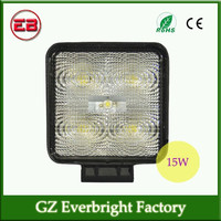 led work light r 15w, 1150LM professional led auto work light, car led work light