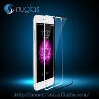 Nuglas premium 2.5D round edge tempered glass screen film for iPhone 6