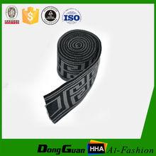 Designed Promotional custom waistband jacquard elastic for underwear